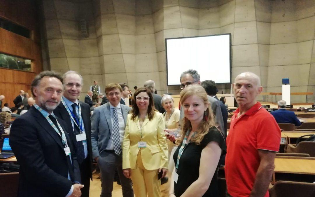 Successo di POGRANDE all'Unesco: oggi a Parigi è arrivata la proclamazione ufficiale a Riserva Biosfera MaB UNESCO